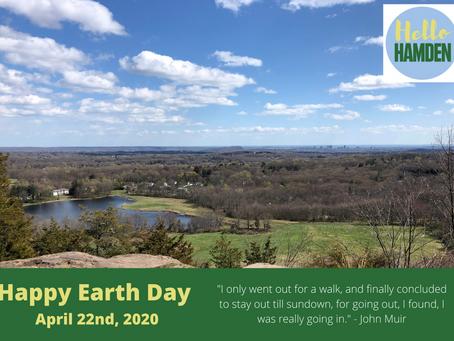 Happy Earth Day Hamden!