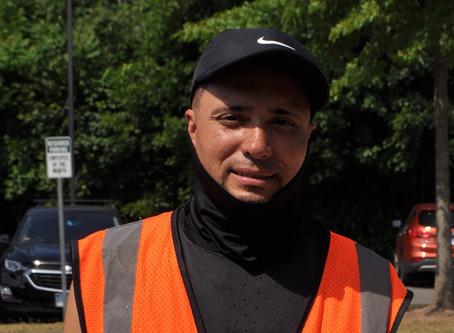 Community Leader Hector Velazquez Jr. & The Mobile Food Pantry