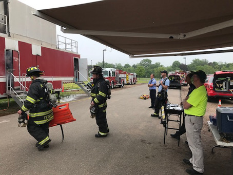 Hamden CERT Steps up During COVID-19 Pandemic (Photos)