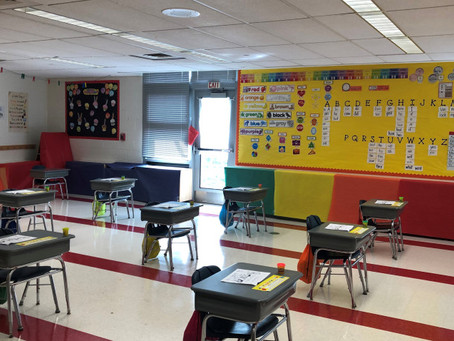 (via NBC CT) A Look Inside Bear Path Elementary