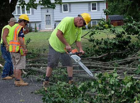 (Via New Haven Independent) Shout Out to Hamden Public Works