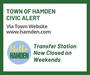 Hamden Transfer Station Closed Weekends Starting July 1st, 2020