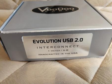 VooDoo Evolution USB vs Audioquest Diamond USB