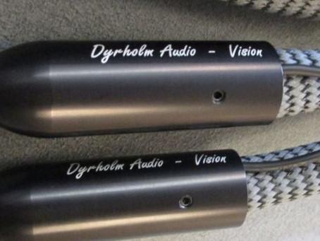 Dyrholm Audio в портфеле Stereocable.net