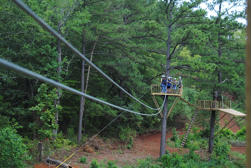 Adrenaline Rush Zip Line Tours LLC | Amusement Places ...