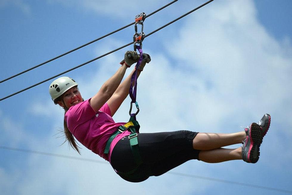 Adrenaline Rush Zip Line Tours LLC, 2371 County Road 1613 ...