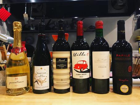 本日の新着ワイン