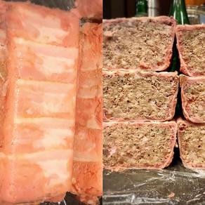 自家製色々お肉のパテ^ ^