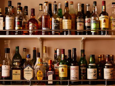 イタリアンですが… 20種類以上のウィスキーをご用意しております。