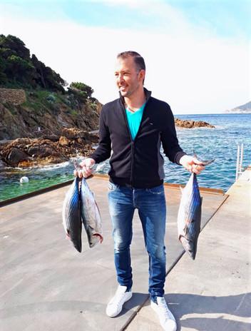 De la pêche au plat du jour