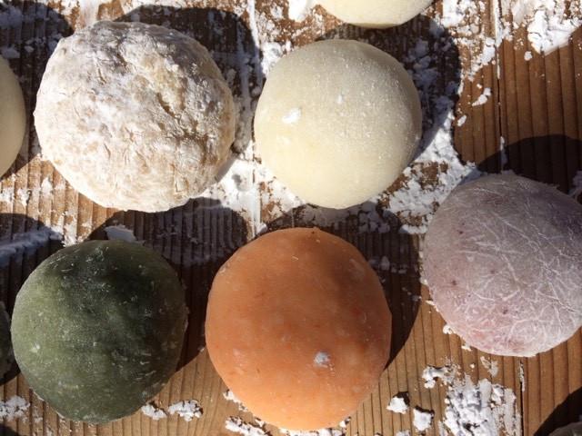5種の餅つき大会