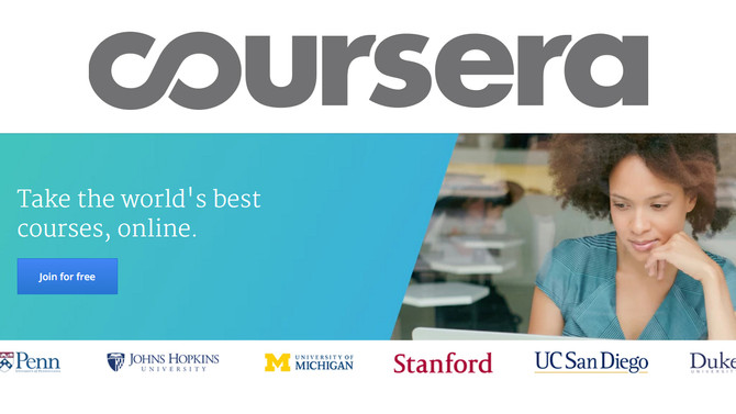 Of Coursera You Can!