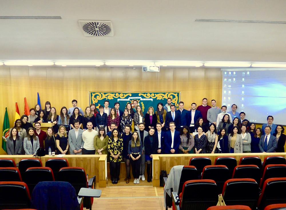 The 3rd International IP Congress at Universidad Autonoma de Madrid