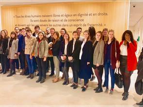 Immersion judiciaire : Tribunal de Paris & Musée du barreau