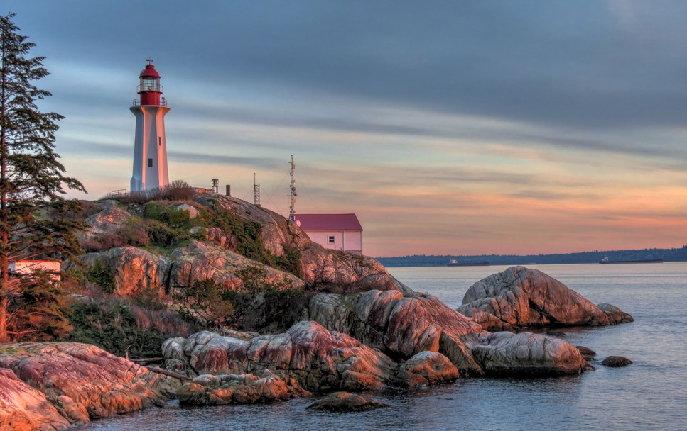 Lighthouse Park Vancouver