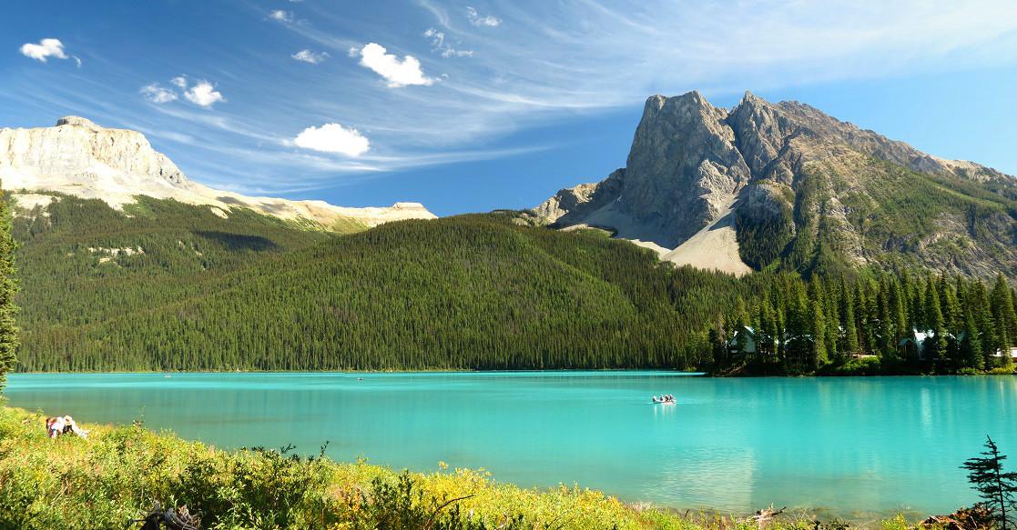 Emerald Lake 2 - Yoho NP