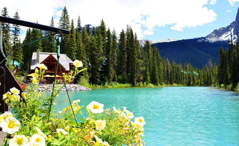 Emerald Lake - Yoho NP