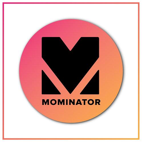 Mominator 3x3 Magnet