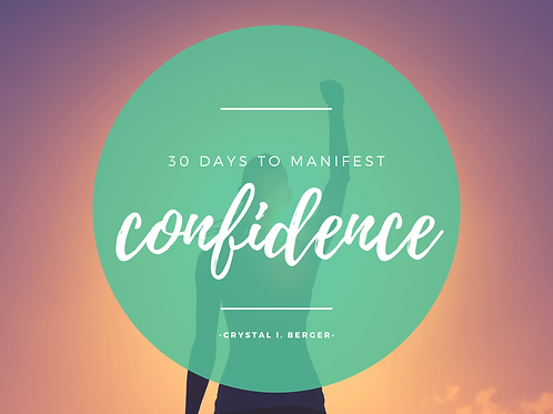 30 Days of Confidence Affirmations