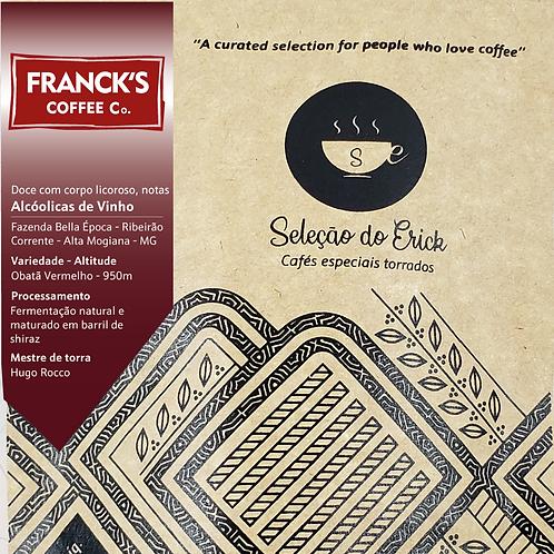 Francks - Sensorial Vinho  - 100g