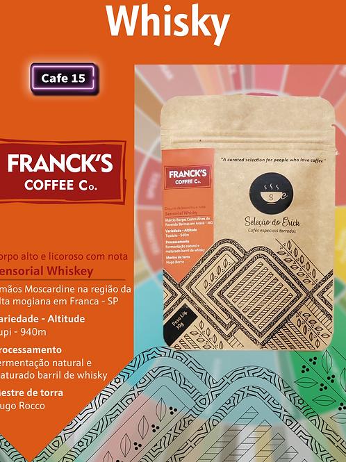 Francks - Sensorial Whisky - 100g