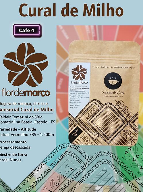 Flor De Março  - Sensorial Cural de milho - 100g