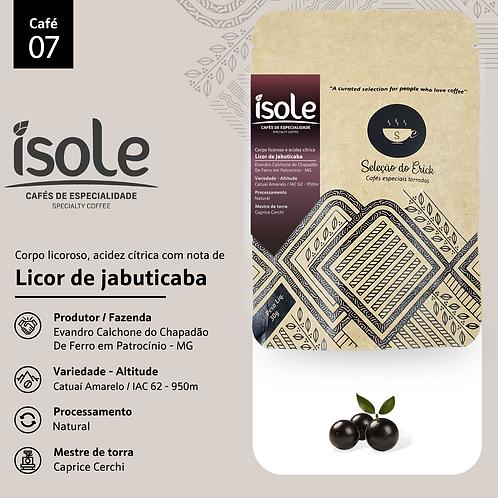 Café 7 - Ísole - Sensorial licor de Jabuticaba - 100g