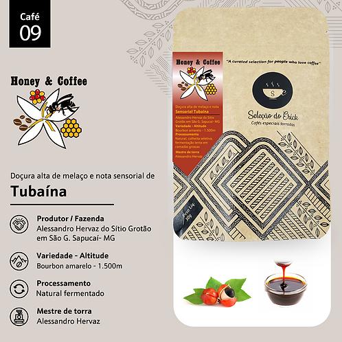 Café 9 - Honey coffee - Sensorial Tubaína - 100g