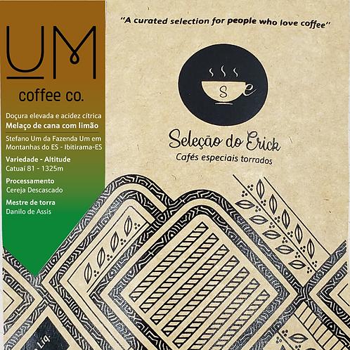 Um coffee  - Sensorial Melaço de Cana com Limão (Paraíso) - 100g