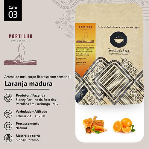 Café 3 - Portilho - Sensorial Laranja Madura - 100g