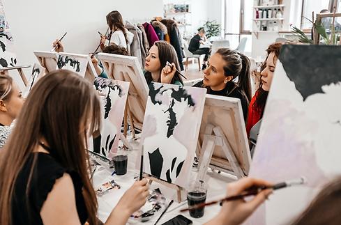 Sip and Social Classes Brisbane Art Class Craft Class