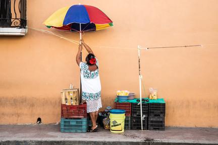 Magoes in Valladolid, Mexico