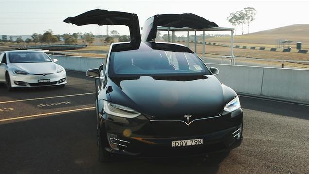 Tesla | Drive Day