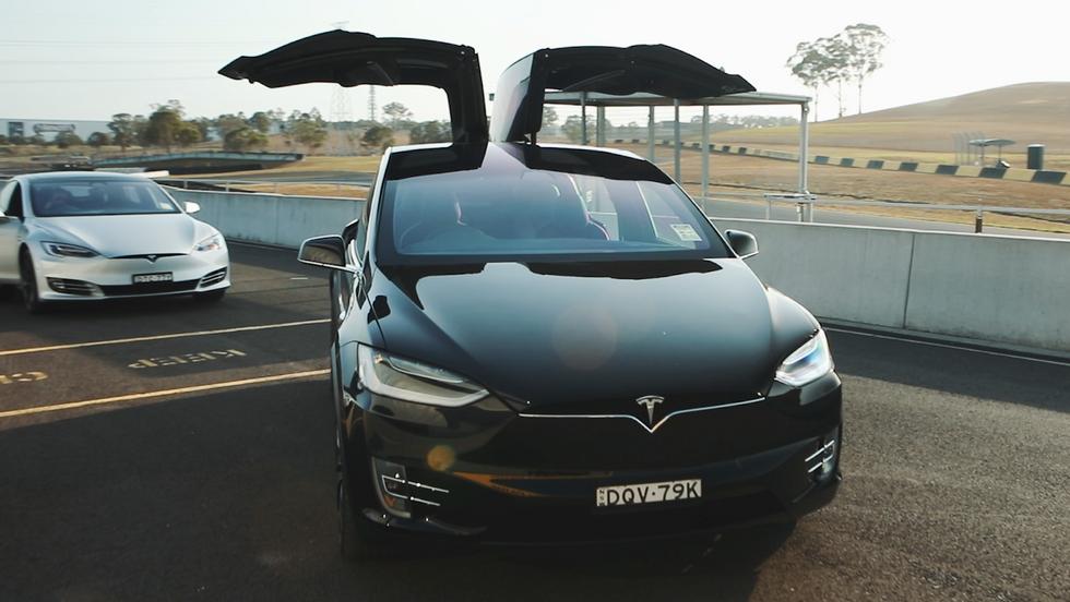 Tesla   Drive Day