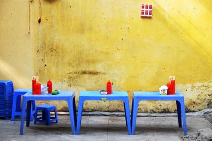Hanoi Street Cafe