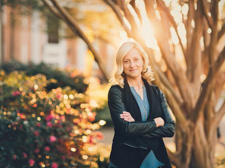 President Amy Jo Osborn Named Humanitarian of the Year By Samford University Alumni Association