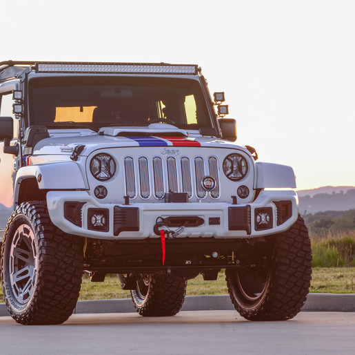 HURST Jeepster Commando Built by Pediatric Cancer Patients Raises $225,000 After Two Trips to Auctio