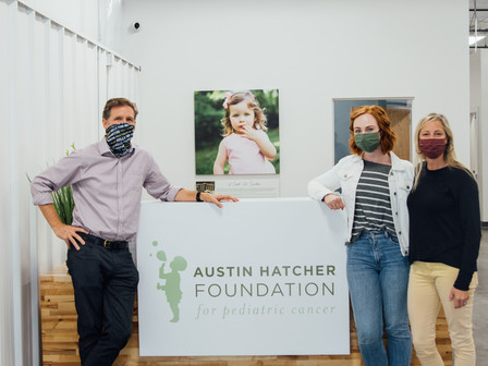 ​Southern Honda Powersports Donates Two Motorcycles to Austin Hatcher Foundation