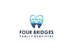 Four Bridges family Dentistry  - logo.jp