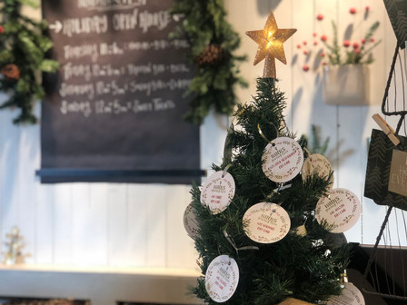 Annual 'Hatch's Giving Tree' Holiday Season Program Ongoing, To Benefit Austin Hatcher Foundation fo