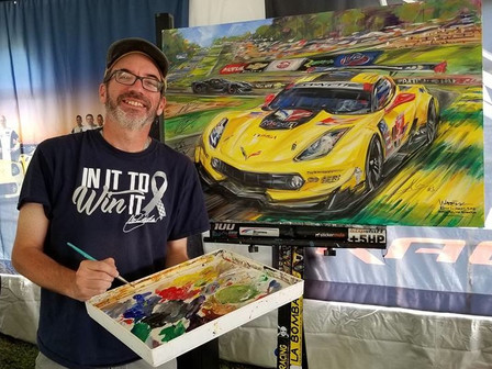 Back to the Track: Austin Hatcher Foundation Schedules Virtual and At-Track Fundraising Activities D