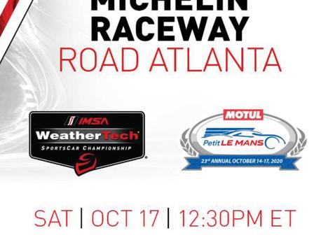 Austin Hatcher Foundation Joining International Motorsports Association For Season-Ending Event at M