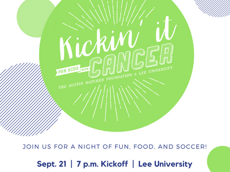 Austin Hatcher Foundation's 9th Annual 'Kickin' It For Kids With Cancer' Initiative Concludes With L