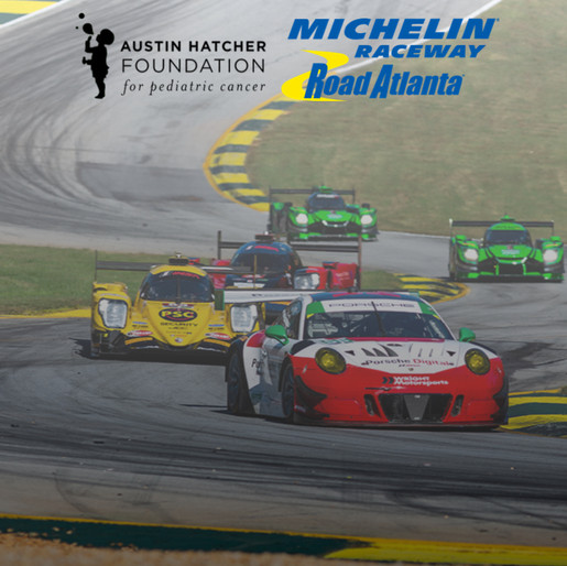 Austin Hatcher Foundation Joining International Motor Sports Association For Season-Ending Event at