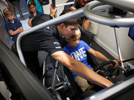 Driving Towards a Better Future: Improving Brain Skills Through Driving Simulators