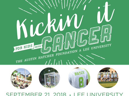 Austin Hatcher Foundation, Lee University Women's Soccer Program Partnering for 9th Annual 'Kickin'