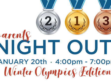 Parents Night Out - Winter Olympics Edition