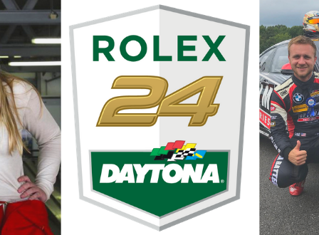 Austin Hatcher Foundation Schedules Five Fundraising Auctions For Rolex 24 At DAYTONA