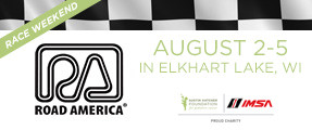 On the Road Again: Austin Hatcher Foundation Schedules Activities Around IMSA Event at Road America
