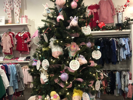 Annual 'Hatch's Giving Tree' Holiday Season Initiative Ongoing, To Benefit Austin Hatcher Foundation
